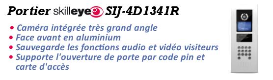 Portier SIJ-4D341R