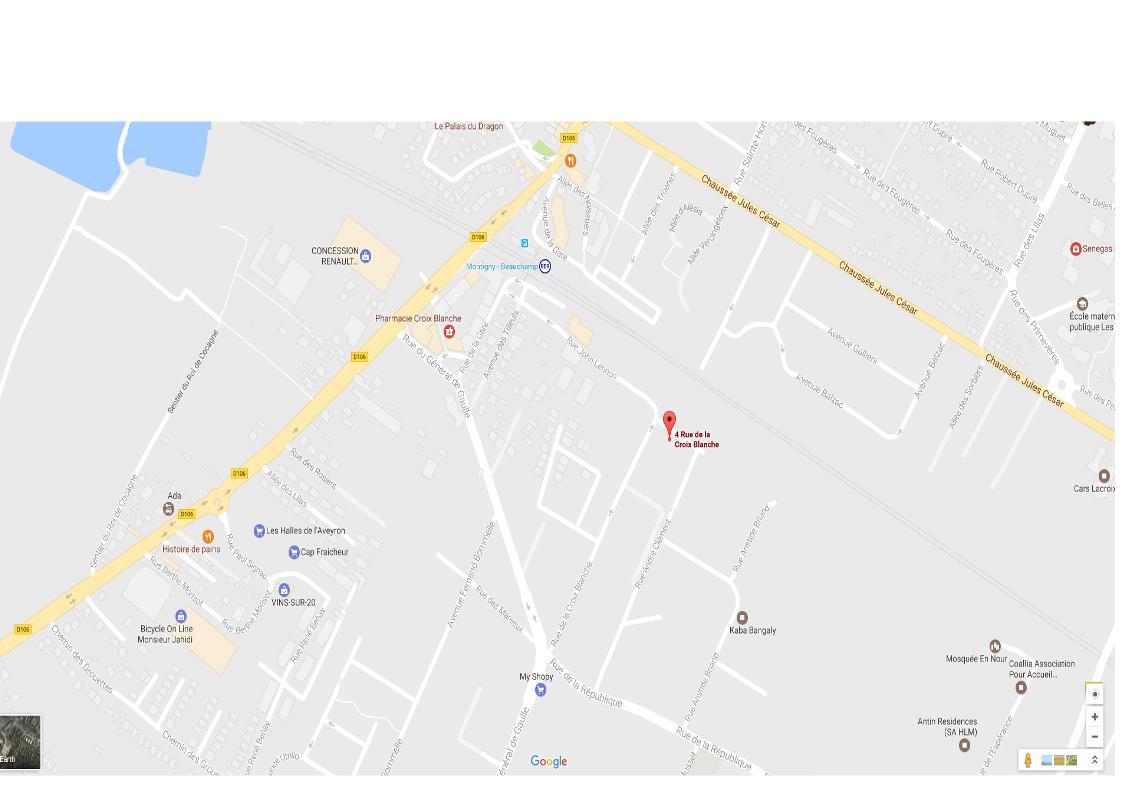 plan google showroom