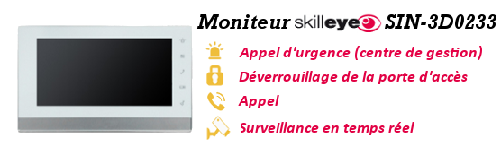 Moniteur Skilleye
