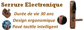 Serrure Électronique