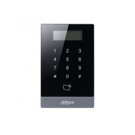 Clavier tactil avec écran LCD
