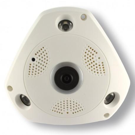 Caméra Dôme IP POE Intérieure 360°