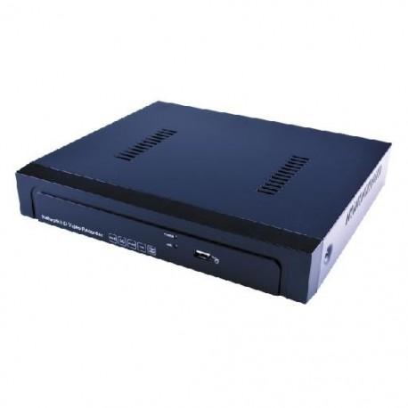ENREGISTREUR NVR pour caméras IP H.264 1080P - 8 voies