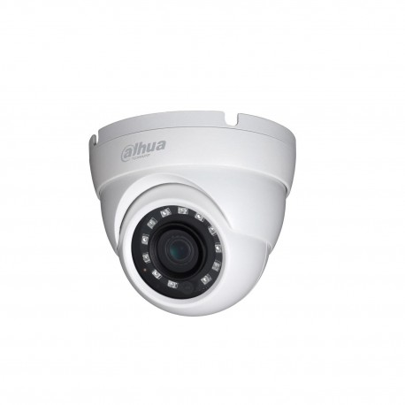 Eye Ball DAHUA HDCVI/ANALOGIQUE 4 MP 2.8 mm IR20 IP67 Dwdr 12Vdc