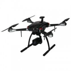 Drone  industriel avec caméra