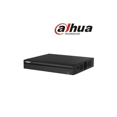 Enregistreur DAHUA Penta-brides 4BNC 25ips jusqu'à MP (15 ips 4MP) VGA/HDMI 1HD