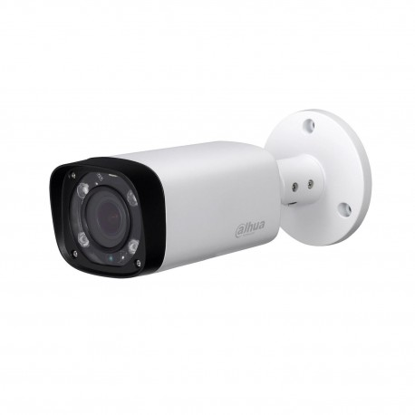 Bullet Dahua HDCVI/ANALOGIQUE 2 MP Starlight 2.7x13.5 mm Zoom IR60mIp67