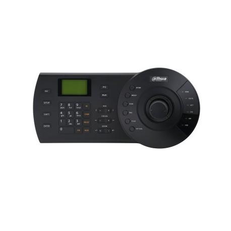 Clavier de commande Dahua RS485/422/USB et réseau