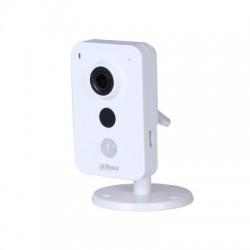 Praça DAHUA IP WIFI 3MP 2,8 mm IR10m detector PIR dWDR 12Vdc SD Slot