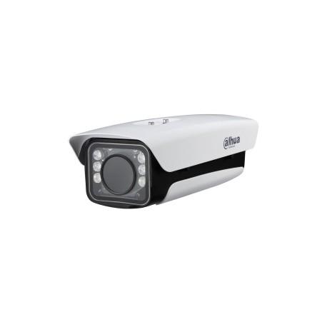 Caméra DAHUA spéciale plaques 2MP 5x50mm 40m de distance IP66 12Vdc/POE
