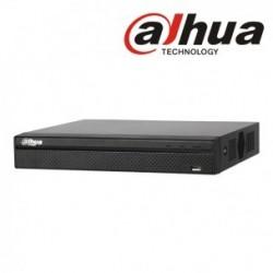 Enregistreur DAHUA IP 4 voies POE 80 Mbps jusqu'à 2MP VGA/HDMI 1HDD