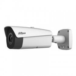 Caméra thermique Dahua 640 x 512 objectif 9 mm IVS SD Audio 1 entrée Alarmes 2