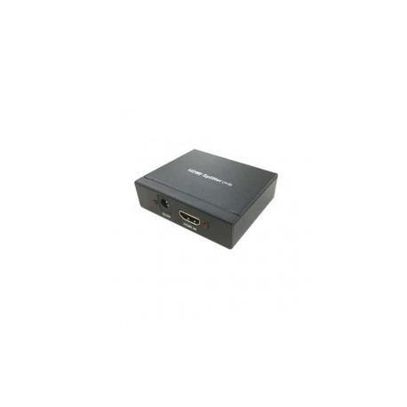 Distributeur HDMI 1 entrée / 2 sorties résolution 3840 x 2160