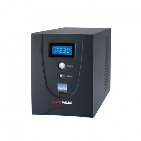 Ondulateur 1200VA / 720W NITRAM