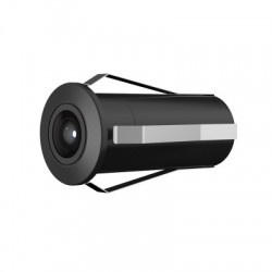 Camera Dahua pour integration en faux plafond ou oeil de porte/ cylindrique/2Mp/2.8mm IP67 12Vdc