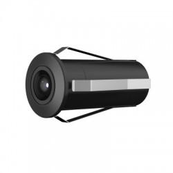 Camera Dahua pour integration en faux plafond ou oeil de porte/ cylindrique/2Mp/2.8mm IP67 12Vdc