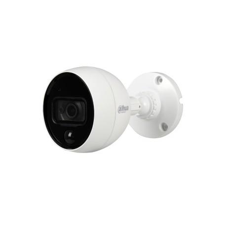 Caméra Motion Eye (Détecteur PIR)HDCVI/ANALOGIQUE 4MP IR20m Détection 10m/110° IP67 12Vdc Dahua