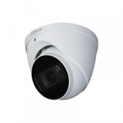 Eye ball AV PENTABRID Switch sur câble 8MP 3.7x11mm Zoom IR30m IP67 IK10 12Vdc Dahua