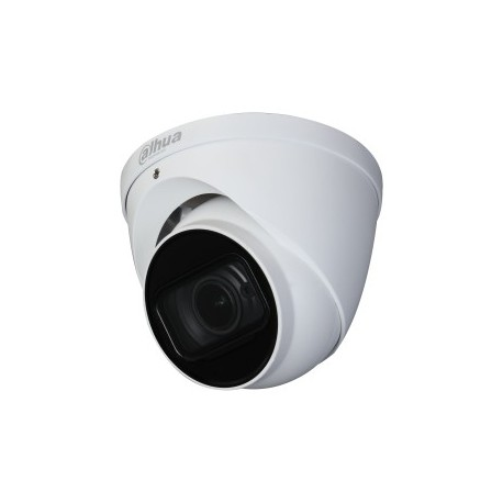 Eye ball AV PENTABRID Switch sur câble 8MP 3.7x11mm Zoom IR30m IP67 IK10 12Vdc Dahua