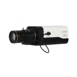 Caméra IP DAHUA 2MP Starlight Reconnaissance de visage Détection de visage intelligent :  Micro SD / PoE