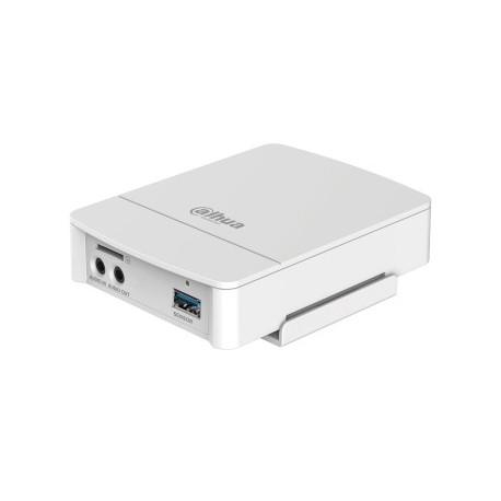 Boitier DAHUA pour raccordement caméra 4MP Pinhole Network  Micro SD , PoE