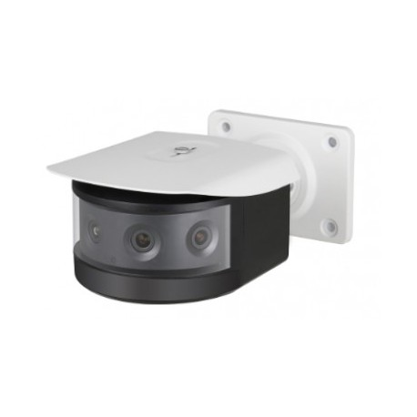 Caméra 180° 4x2MP H265/H264 IP67 IK10 POEDAHUA