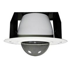 Dôme encastrable d'intérieur pour mini-caméra (couvercle de fumée) VIVOTEK