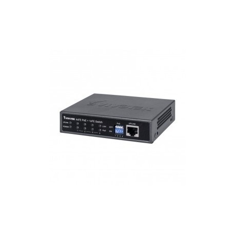 Switch VIVOTEK 4ports POE 60wW