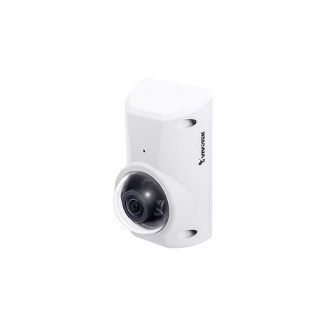 Caméra 180° VIVOTEK 3MP 1.6mm 0.05 lx30ips IP66 IK10 POE VIVOTEK