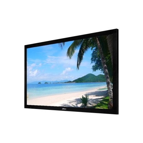 "Ecran Dahua54.6""(16.9)LCD LED 1920 1080  2xCVBS sorties"