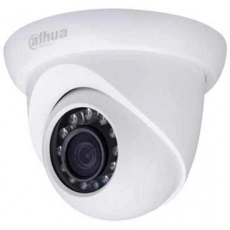 Caméra EYE BALL Dahua 2MP 1080P 2.8mm (3.6mm en option)IR30m IP67DC 12 V/POE