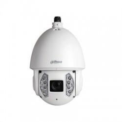 Dôme motorisé DAHUA IP 2MP IR200m Zoom x30 Starlight  IVS/Tracking IP67 IK10 Hi-POE