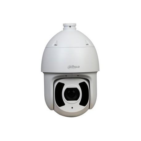 Dôme PTZ  DAHUA 2 MP Zoom x25 Starlight IP67 IK10 tracking + IVSIR 200m POE+