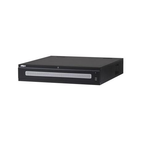 Enregistreur Dahua IP 128 VOIES 384Mbps jusqu'à 4k VGA/2HDMI