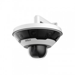 Caméra réseau panoramique 4x2MP multi-objectif + caméra PTZ panoramique