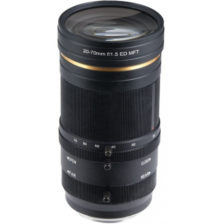 Objectif 12 MP 4/3 20 -70mm Vari-focal Lens