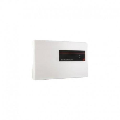 Répéteur sans-fil monodirectionnel (prévoir Alim.12VCC et batteries rechargeables, 3xAA)