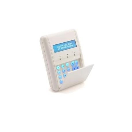 Clavier LCD bidirectionnel avec lecteur de tag (livré sans Tag)