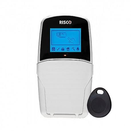 Réf. RP432KPP000A Clavier classique équipé d'un écran LCD avec lecteur de proximité LightSYS.