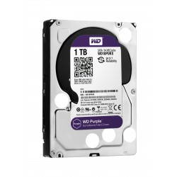 Disque dur WESTERN DIGITAL 3.5 1To PURPLE