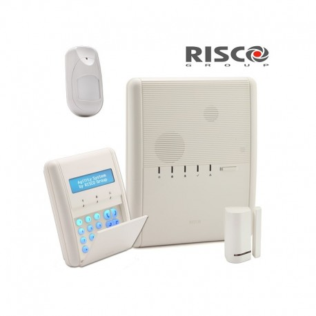 Kit alarme RISCO - Kit Agility3 IP/GSM
