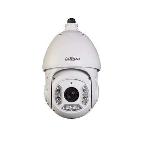 Dôme PTZ Dahua IP 2 MP zoom optique x30 4.5 135mm IR 100m