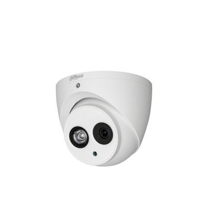 Caméra Dôme Dahua 4MP, 2,8mm, 50m