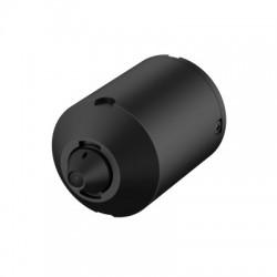"""Caméra réseau type """"Tête d'épingle"""" 2MP Starvis CMOS WDR 2.8mm cable de 8m"""
