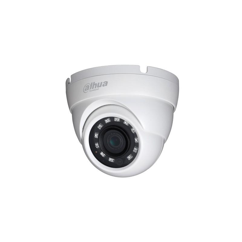 camera de surveillance objectif