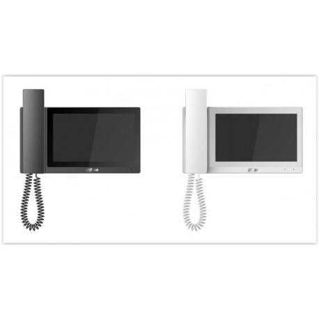 Moniteur d'intérieur IP  Dahua (Existe en noir ou blanc) Wifi 64 Go
