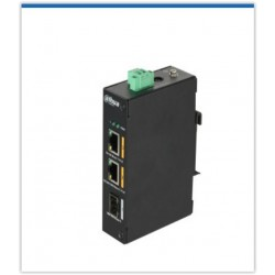 SWITCH 3 PORTS DONT 2 PoE