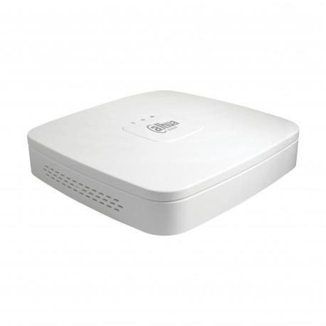 Enregistreur vidéo numérique intelligent 1U Penta-brid à 4 canaux 720P