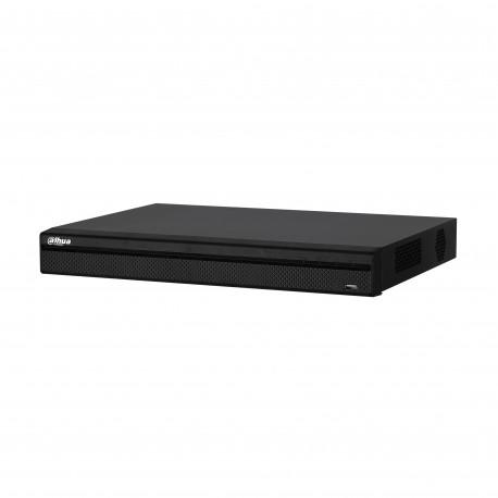 Enregistreur 16 canaux Penta-brid 4K Uflux H.265 +/H.265/96Mbps Entrées Vidéo HDVCI/AHD/TVI/CVBS/IP