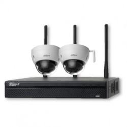 Kit Wi-Fi 1080p NVR/HDBW